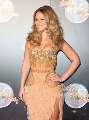 Strictly Come Dancing's Kimberley Walsh Has A Secret Weapon!...Her Bum!