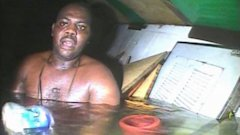 AP Nigeria rescue nt 131203 16x9 608 Cook Survives 3 Days in Air Pocket of Sunken Ship Off Nigerian Coast