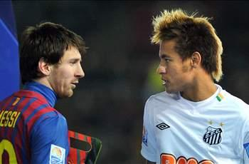Luis Fabiano: Messi and Neymar would be almost unstoppable at Barcelona