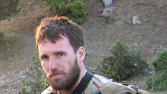 In this undated photo provided by the United States Navy, SEAL Lt. Michael P. Murphy of Patchogue, N.Y., is shown while deployed in Asadabad, Afghanistan. Murphy, who was killed in action while leading a team of SEALs in Afghanistan in 2005, will have a guided missile destroyer commissioned in his name at a ceremony scheduled for Saturday, Oct. 6, 2012 in New York. (AP Photo/U.S. Navy)