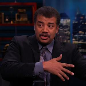 Neil Degrasse Tyson Talks Aliens, Moon Landing
