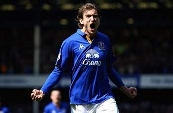 Hamburg reveals interest in Everton striker Jelavic