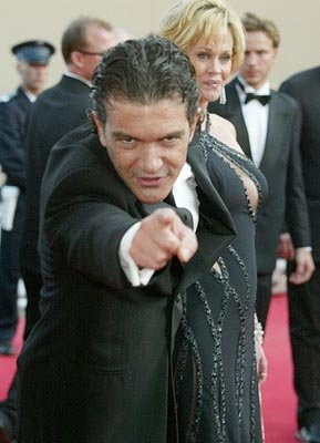 Antonio Banderas and Melanie Griffith Shrek 2 premiere Cannes Film Festival - 5/15/2004