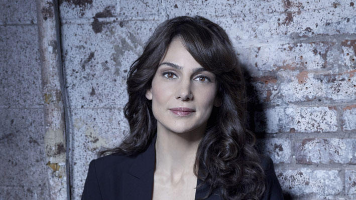 """The Following"" - Annie Parisse"