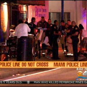 Several Wounded After Early Morning Shooting In Miami