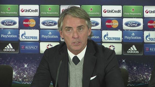 Mancini comments on 'defensive' Juventus performance