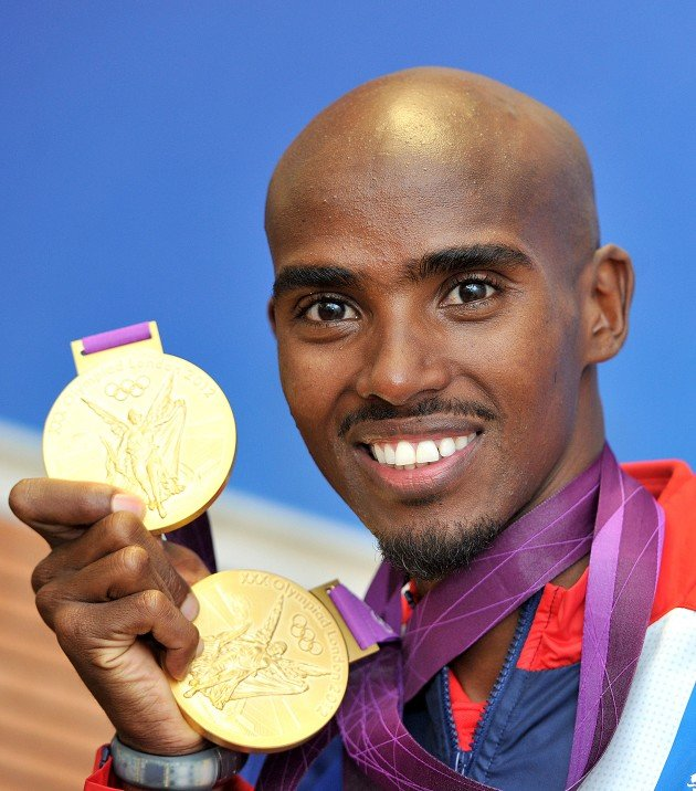 Mo Farah is one of several Olympic stars to support David Cameron's new school sports strategy