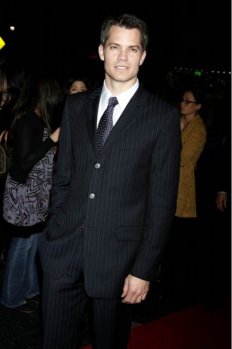 "Timothy Olyphant at the ""Catch and Release"" Los Angeles Premiere."