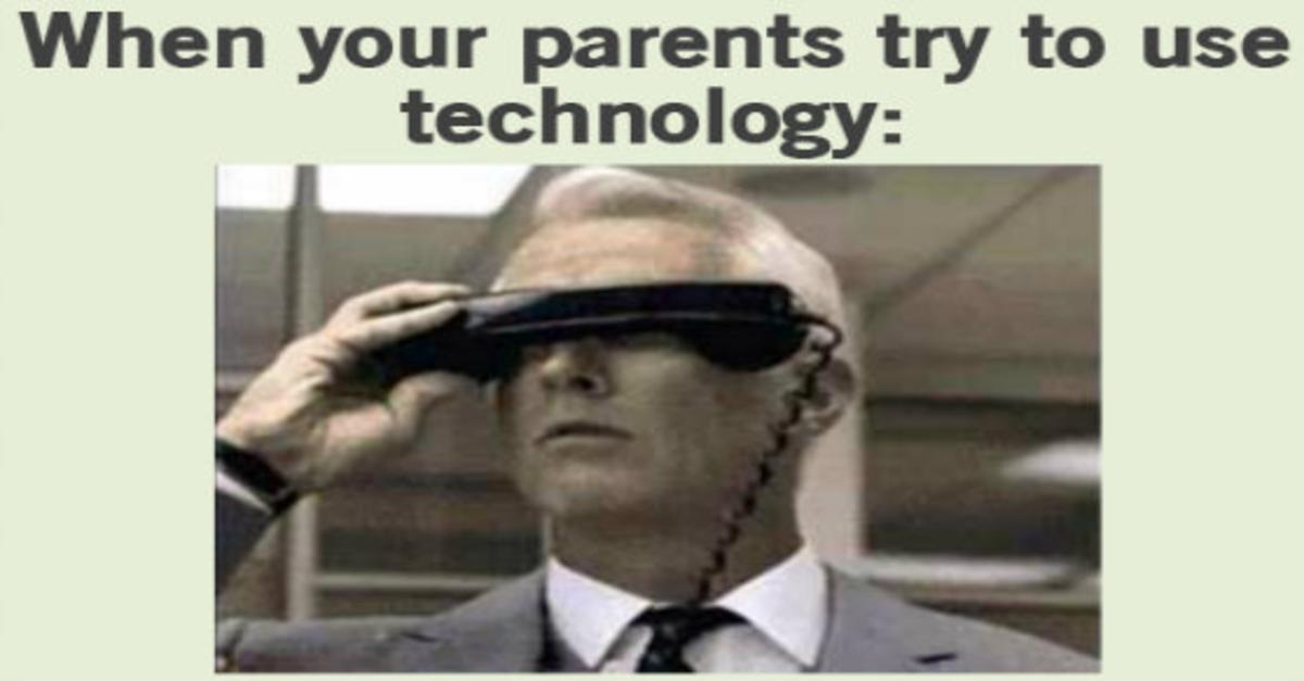 15 Parents Who Just Can't Figure Out Technology