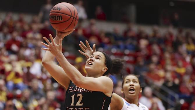 Florida St. women top cold-shooting Cyclones 55-44