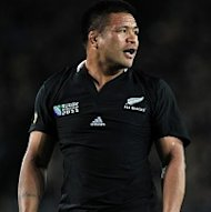 Keven Mealamu, pictured, is carrying an injury and is doubtful against England