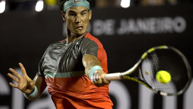 Top-seeded Nadal, No. 2 Ferrer into semifinals