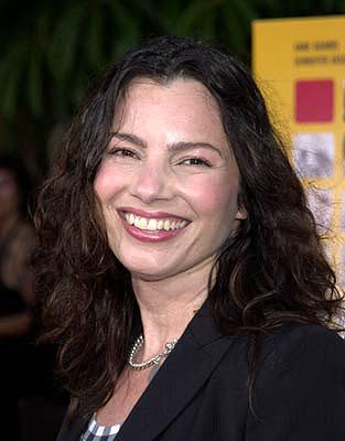 Fran Drescher at the Hollywood premiere of Fine Line's The Anniversary Party