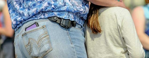 More carrying guns doesn't deter crime, study finds