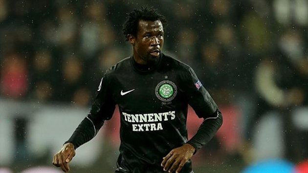 Efe Ambrose only had a four-day summer break