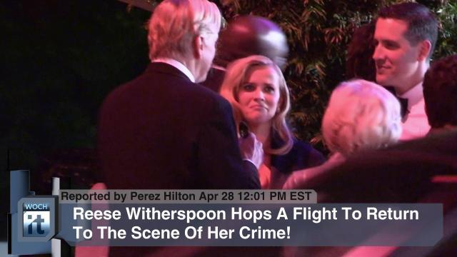 Reese Witherspoon News - Georgia, Police Officer, Jim Toth