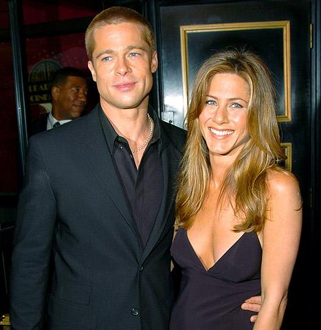 Brad pitt jennifer aniston are quot very good friends quot says pal yahoo