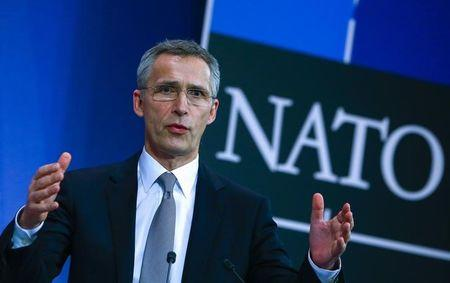 NATO-Russia Council not yet possible, Stoltenberg says