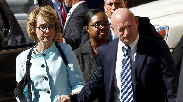 Why Gabby Giffords' Gun-Control Push Might Actually Work