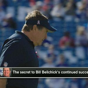 What's New England Patriots head Bill Belichick's secret to success?