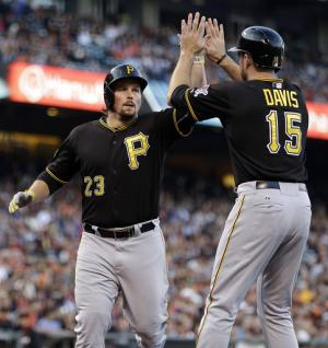 Liriano fans 11 in Pirates' 3-1 win