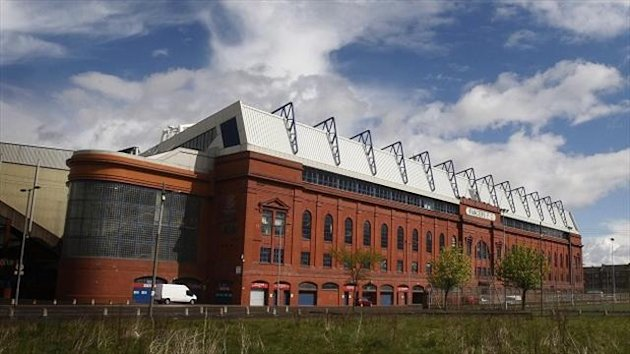 Paul Shackleton wants to bring stability to the board room at Rangers