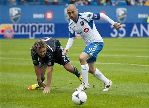 Sporting KC, Impact struggle to 0-0 draw