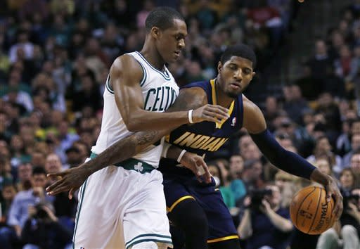 Rondo leads Celtics to chippy 94-75 win vs Pacers