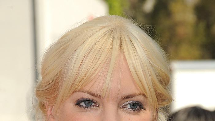 Cloudy With A Chance of Meatballs LA Premiere 2009 Anna Faris