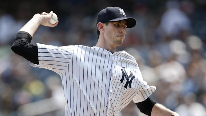 McCarthy, Yankees avoid sweep, beat Astros