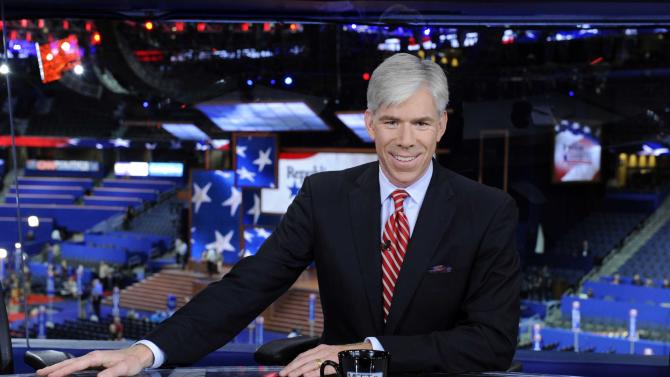 David Gregory re-ups as 'Meet the Press' host