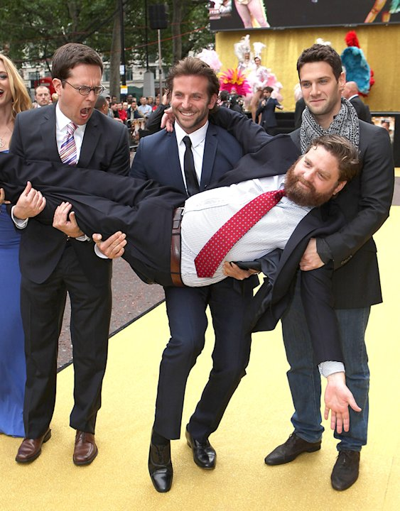 "The Men of ""The Hangover"""