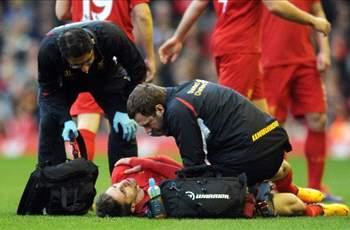 Liverpool striker Borini could be back before end of season