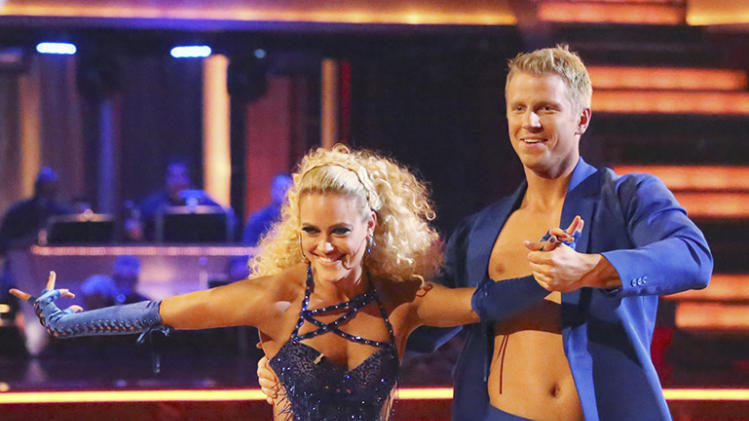 Peta Murgatroyd and Sean Lowe (4/22/13)