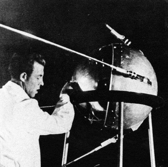 'World Space Week' Launches Today on Sputnik Anniversary