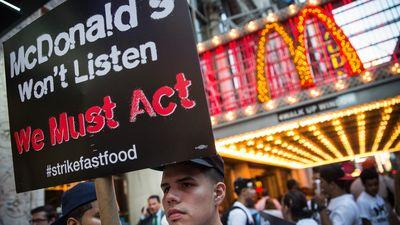 Fast Food Workers Plan Another Global Protest April 15