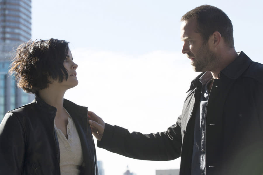 'Blindspot' Boss on How Jane's Shocking Reveal Changes 'Her Entire Worldview'