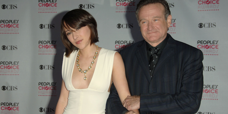 Robin Williams Zelda Williams
