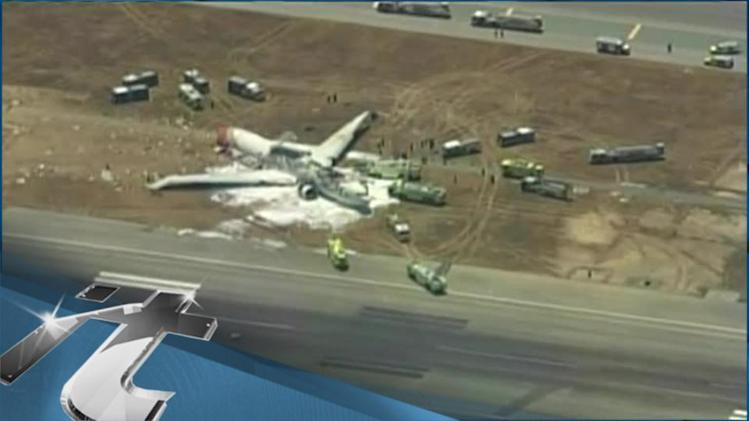 Kumho Asiana Group Breaking News: Asiana Crew Tried to Abort Landing Seconds Before SF Crash: NTSB