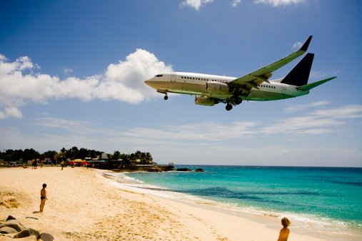 Worlds scariest airport runways