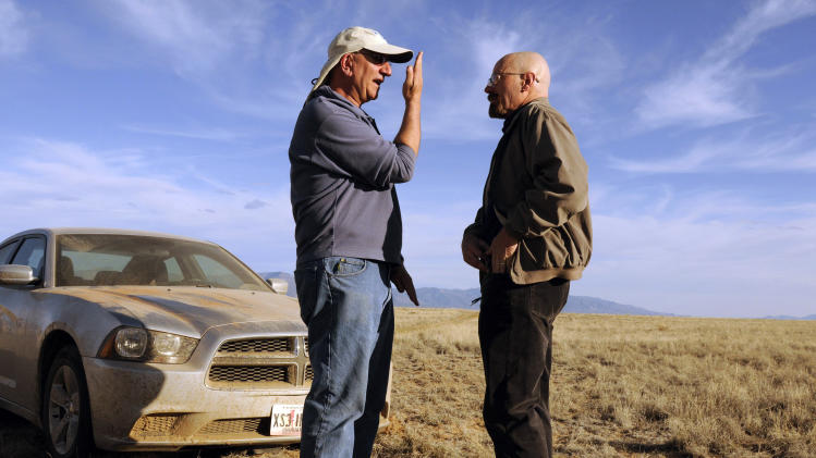 'Breaking Bad' is ending run still looking good