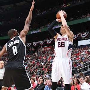 Hawks vs. Nets: Game 1