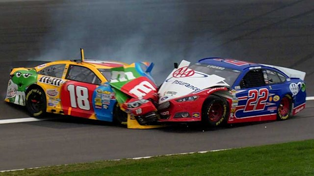 5-Hour Energy Craziest Moment From The Track: STP 400