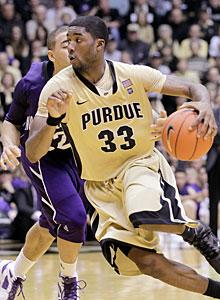 All about the Big Ten:  Purdue's dynamic duo