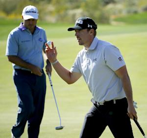 McDowell makes another escape in Match Play