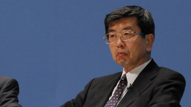 Japan nominates vice finance minister to lead ADB