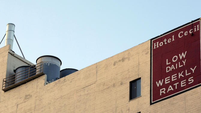 More tests needed in LA hotel water tank death