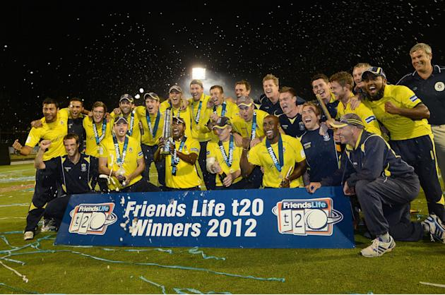 Cricket - Friends Life Twenty20 Preview Package
