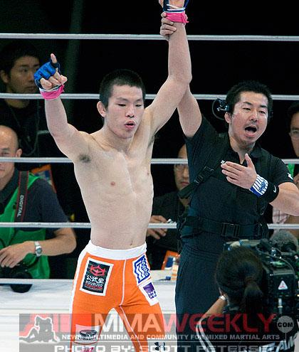 BJJ Match with Kron Gracie Next, Shinya Aoki Then Wants One FC Featherweight Title Shot