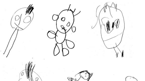 Kids' Drawings May Paint a Picture of Later Intelligence